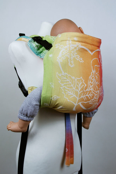 Love Seasons Colorato, ONBUHIMO CARRIER, [100% cotton]