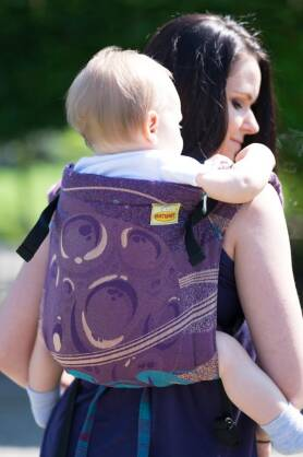 Purple Planets, ONBUHIMO CARRIER, [100% cotton]