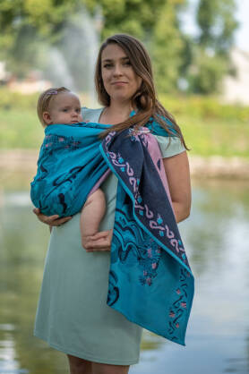 Full Sail, RING SLING [7% polyester / 93% cotton]