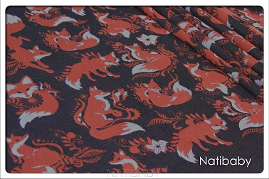 Foxes Nari WRAP (100% cotton)