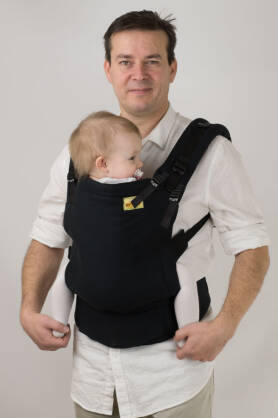 Nevada, NatiGrow Adjustable Carrier, [100% cotton]