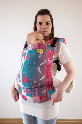 Cinderella, NATIGO CARRIER, [100% cotton]