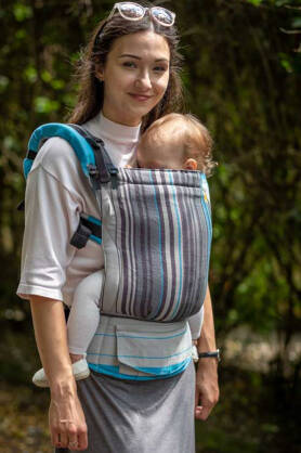 Grenlandia, NatiGrow Adjustable Carrier, [100% cotton]