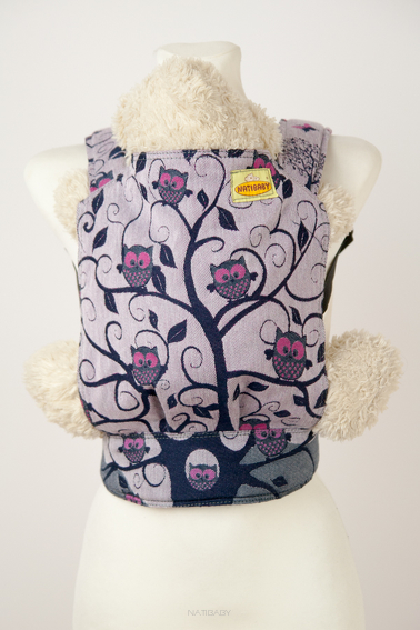Doll Carrier Forest Owlicious