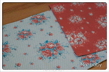 Sweet Roses, WRAP, [100% cotton], sp.off.