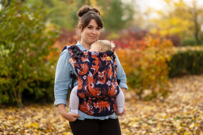 A comparison of Natibaby carriers